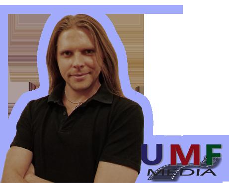 Schrott Péter, a Flameborn Media Group igazgatója - hangalámondás, feliratozás, nemzetközi hang, filmes utómunkák